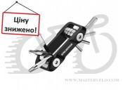 Набор шестигран. EXUSTAR E-T18+ (6/5/4/3/2.5мм) 7функц. (в т.ч ключТ25) черный