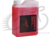 Минеральное масло Shimano для гидравл диск тормоза, 1000мл.