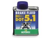 Тормозная жидкость Motorex BRAKE FLUID DOT 5.1, 250 ml