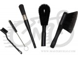 Набор Finish Line Easy-Pro Brush Set 5 щёток для чистки велосипеда FI217