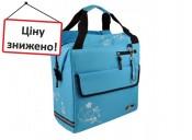 Сумка на багажник  Longus Panier, голубой 399038