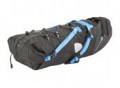 Сумка M-Wave Rough Ride Saddle (122630) подседельная L 53*13*15см, черно-синяя (887539022273)