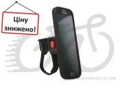 Консоль Zefal Z-Console Lite (7072) пластик, на руль для Samsung S4/S5, жесткая, черная