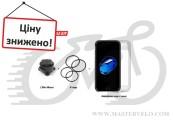 Консоль Zefal Z-Console Lite (7073B) на руль для I-phone 7+ / 8+
