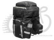 Сумка на багажник AUTHOR A-N Tourer 40  (black)  15000025