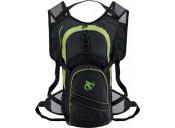 Рюкзак Merida 600D SQUARE, черно-зеленый
