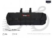 Сумка на руль Acepac BAR ROLL черная, BIB-89-22