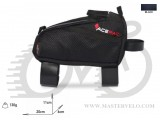 Сумка на раму Acepac FUEL BAG M черная, BIB-46-77