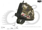 Сумка на раму Acepac TUBE BAG камуфляжная, BIB-39-55