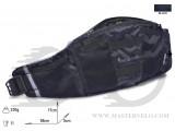 Сумка на пояс Acepac LUMBAR PACK M черная, BIB-01-27
