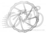 Ротор торм. диск. Tektro Волнистый 203мм эллипсные отв.