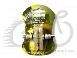 Колодки тормозные V-br Baradine (948V) дляTrial, 60мм, прозрачные