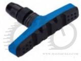 Колодки тормозные резьбовые ALHONGA HJ EN02-BU сине-черные BRS-87-84