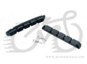 Резинки на колодки V-br Baradine MTB (945VCR) картридж черные 70мм