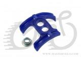 Направляющая для тросов переключения Shimano SM-SP18M пластм.син под каретку