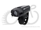 Світло переднє Longus XPG400 LED, 6 ф-цій USB, чорний 398576