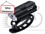 Світло переднє INFINI TRON 100 4 ф-ції, ALU USB  I-280P-BK