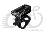 Світло переднє INFINI LAVA 4 ф-ції, 2LED USB I-260W-Black