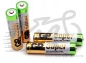 Батарейка GP LR03 Alcaline GP (1.5V) AAA 1шт.