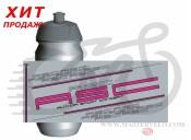 Фляга Author AB-Tcx-Shiva 0,6 l ,серебристая/розоваяAUTHOR 14064004