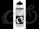 Фляга  HQBC FIUME 1000мл бело/черная.