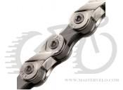 Цепь КМС X9 1/2x11/128, 116 звеньев. silver/grey, замок