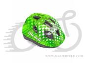 Шлем Author Mirage Inmold 52-56cm (166 green/white)
