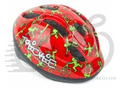 Шлем AUTHOR Trickie 49-56cm (151 red/green) 0080