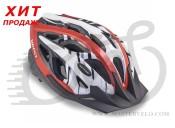 Шлем AUTHOR Wind 58-62cm (142 red/white) 1122