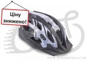 Шлем AUTHOR Wind 54-58cm (143 black/white) 1123