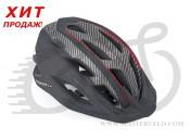 Шлем AUTHOR Root Inmold 59-61cm (152 red/black) 1443