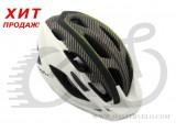 Шлем AUTHOR Root Inmold 53-59cm (141 green/white/black) 9001440