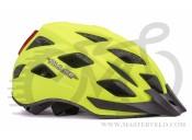 Шлем Author Pulse LED X8, 52-58см, неон желт 9001658