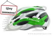 Шлем Longus AVIAX бел/зеленый, разм S/M 471