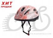 Шлем детский Green Cycle MIA размер 48-52см розовый лак HEL-53-38