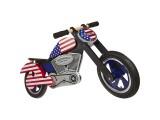 """Беговел 12"""" Kiddi Moto Chopper USA деревянный"""