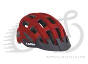 Шолом LAZER Compact, червоний, 54-61 см., 3714089