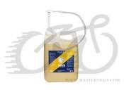 Антипрокол герметик JOE'S YELLOW GEL 5L+ помпа в комплекте антипрокольный гель