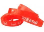 """Флиппер Zefal (9355) 559*18 пластиков. эластичн. красный  для 26"""""""