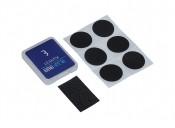 Латки самоклеющиеся BBB BTL-80 набор (6 шт.) LeakFix клейкие (8716683069488)