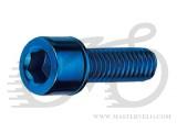 Болты Bengal для выноса,томоза М6хP2x18 синий 4 шт.  BLT-04-11