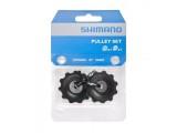 Ролики  переключателя SHIMANO XT/SAINT/Ultegra, нижний + верхний 98080 11Т/11Т