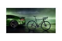 Новый карбоновый велосипед от Mercedes-Benz